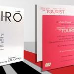 Προσκλήσεις λαμινέιτ SAMSUNG Καθρέπτης- AUDIO VISUAL με Χρυσοτυπία