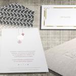 Προσκλητήρια Γάμου, Προσκλητήρια, Γάμος, Βάπτιση,, Προσκλητήρια ιδιότυπα λαμιναριστά με βαθυτυπία