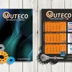 Ημερολόγιο με κοπτικό UTECO ABEE- THE WORLD OF AUTOMATION