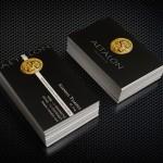 επαγγελματικές κάρτες, AETALON Κάρτες λαμιναριστές