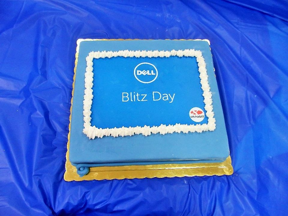 Blitz Day , DELL , OKTABIT