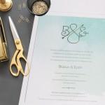 Προσκλητήρια Γάμου, Προσκλητήρια, Γάμος, Βάπτιση, λαμινέιτ, κατά παραγγελία, χρυσοτυπία, θερμοτυπία