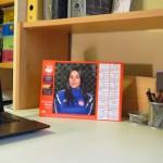 ΟΣΦΠ, Ολυμπιακός, Καρτολίνα, Καρτολίνα ημερολόγιο, ημερολόγιο
